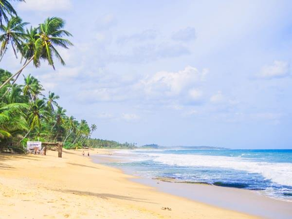 Beach of Tangalle