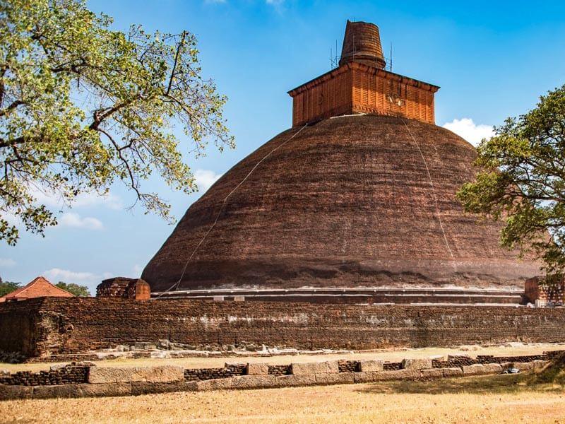 Anuradhapura Tuk Tuk Tour