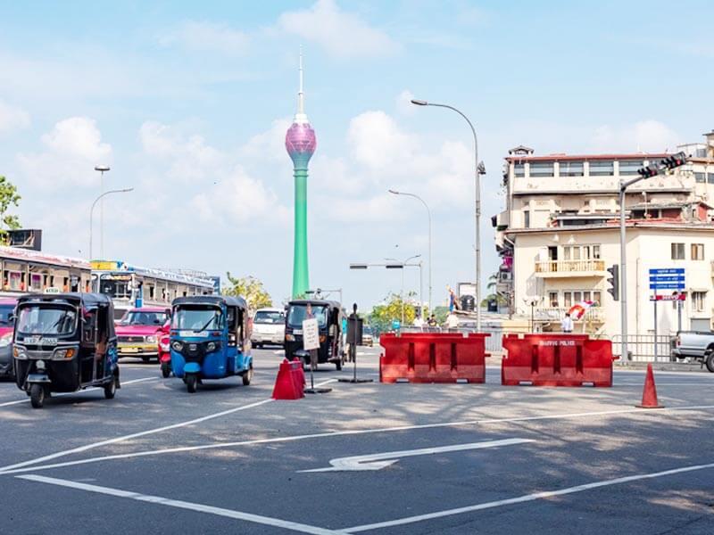 Colombo Tuk Tuk City Tour