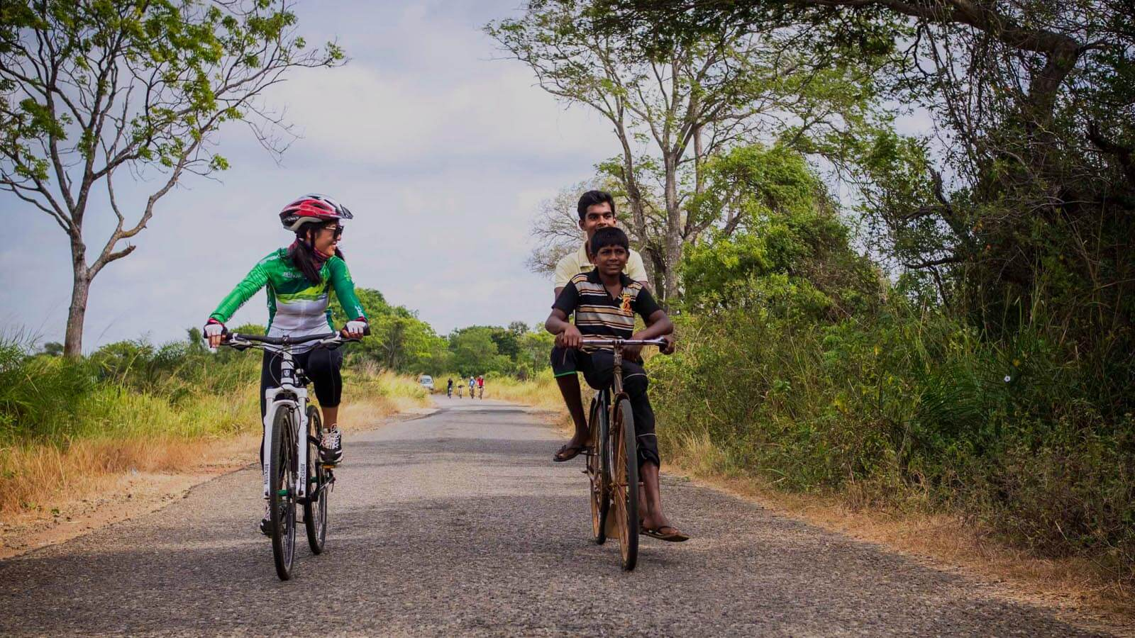 Cycling Sri Lanka