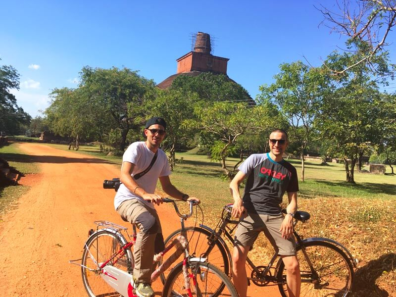Cycling Tour in Anuradhapura
