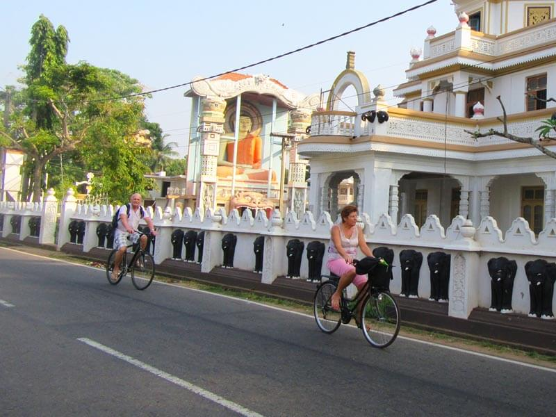 Cycling Tour in Negombo