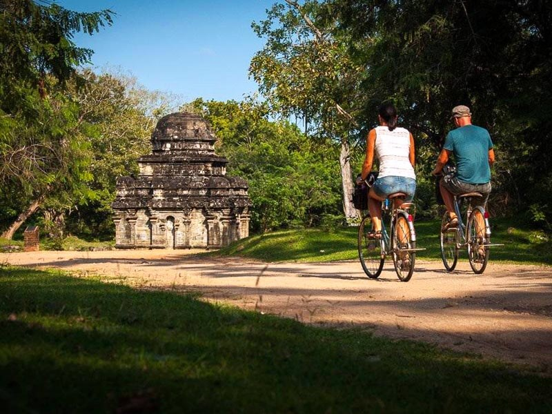 Cycling Tour in Polonnaruwa