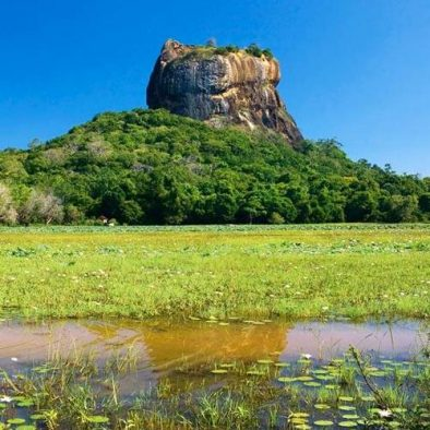 Private Day Tour to Sigiriya Fortress